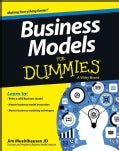 Business Models for Dummies (Paperback)