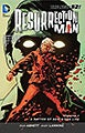 Resurrection Man 2: A Matter of Death and Life (The New 52) (Paperback)