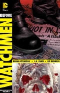 Before Watchmen Vol. 2: Comedian/Rorschach Deluxe Edition (Hardcover)