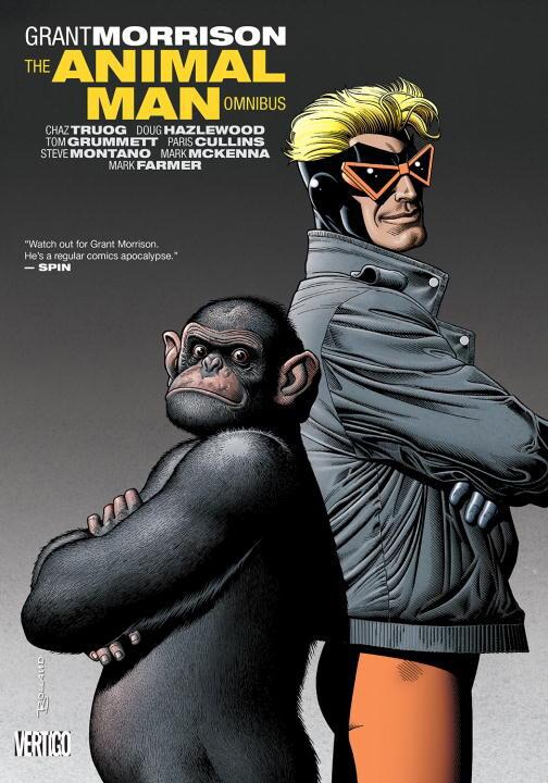 The Animal Man Omnibus (Hardcover)