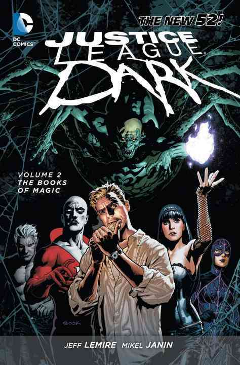 Justice League Dark 2: The Books of Magic (The New 52) (Paperback)