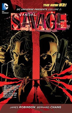 DC Universe Presents 2: Vandal Savage (The New 52) (Paperback)