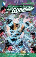 Green Lantern: New Guardians 2: Beyond Hope (Hardcover)