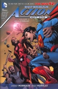 Superman Action Comics 2: Bulletproof (Hardcover)