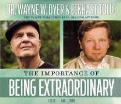 The Importance of Being Extraordinary (CD-Audio)
