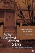 It Could Happen to Anyone: Why Battered Women Stay (Paperback)
