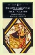 Four Tragedies: Hamlet, Othello, King Lear, Macbeth (Paperback)