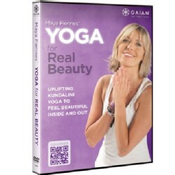 Maya Fiennes' Yoga For Real Beauty (DVD)