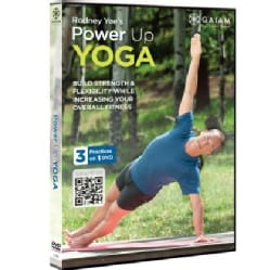 Rodney Yee's Power Up Yoga (DVD)