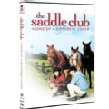 The Saddle Club: Horse Of A Different Color (DVD)