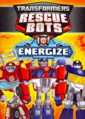 Transformers Rescue Bots: Energize (DVD)