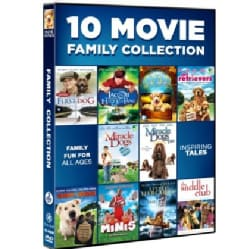 10 Movie Family Collection (DVD)