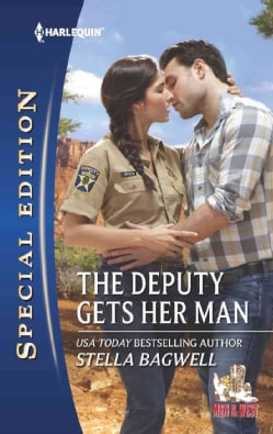 The Deputy Gets Her Man (Paperback)
