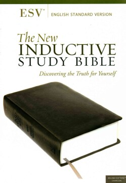 The New Inductive Study Bible: English Standard Version, Charcoal Milano Softone (Paperback)
