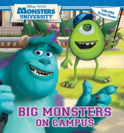 Big Monsters on Campus (Hardcover)