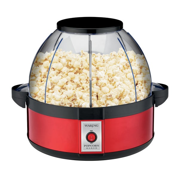 Waring Pro Red Popcorn Maker