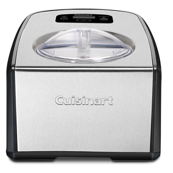 Cuisinart ICE-100 Compresso Ice Cream and Gelato Maker 10431434