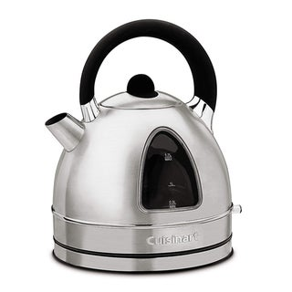 Cuisinart DK-17 Stainless Steel Cordless Electric Kettle