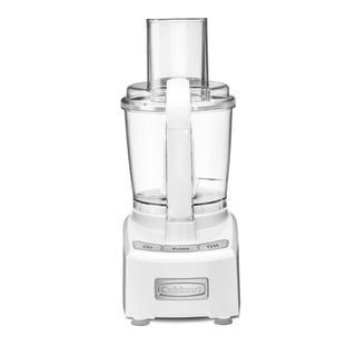 Cuisinart MFP-107 White Elite Collection 7-cup Food Processor