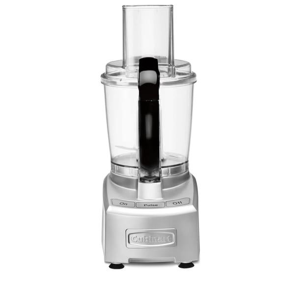 Cuisinart MFP-107BC Brushed Chrome 7-cup Food Processor
