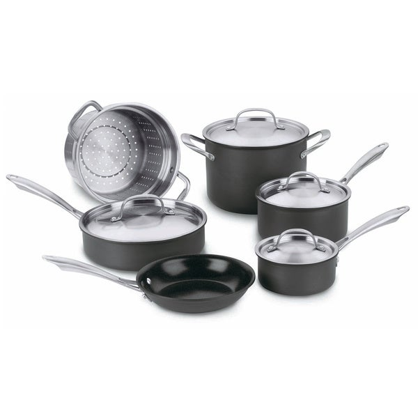 Cuisinart Greengourmet 10-piece Non-stick Cookware Set