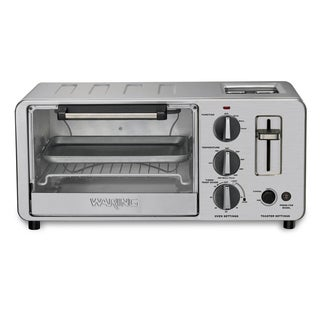 Waring WTO150 4-Slice Built-In 2-Slice Toaster Oven