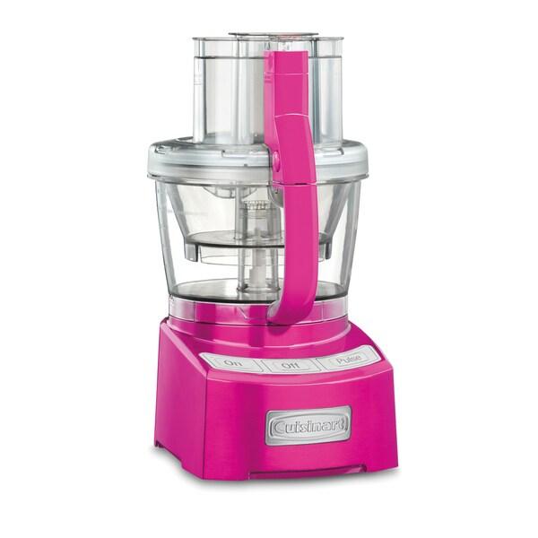 Cuisinart FP-12MP Elite 12-cup Metallic Pink Food Processor