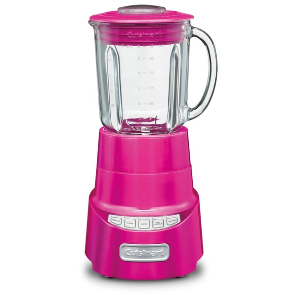 Cuisinart SPB-600MP SmartPower Deluxe Metallic Pink Die Cast Blender