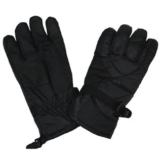 Rawik Women&#39;s Mogul II Black Gloves