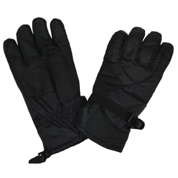 Rawik Women's Mogul II Black Gloves