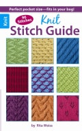 Knit Stitch Guide (Paperback)