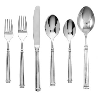 Ginkgo Naples 42-piece Flatware Set