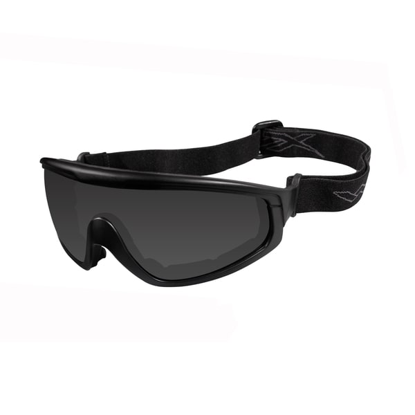 Wiley X CQC Goggles with Two Interchangeable Lenses 491