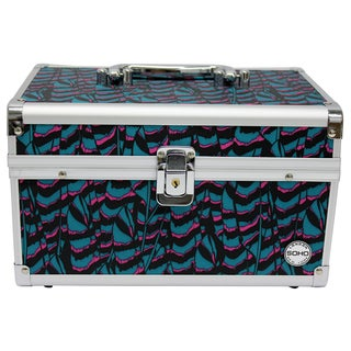 SOHO Feathers Top Load Beauty Case