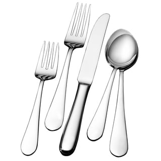 Wallace Home Continental Classic 78-piece Flatware Set | Overstock
