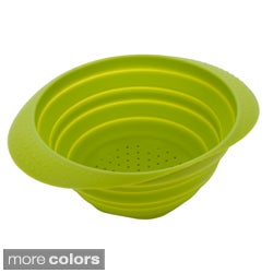 MIU France Silicone Collapsible Colander