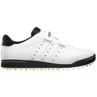Adidas Men's 'Adicross II' White Leather Golf Shoes