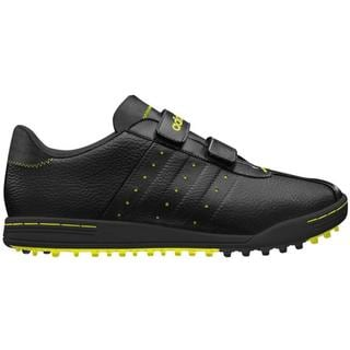 Adidas Men's 'Adicross II' Black Leather Golf Shoes
