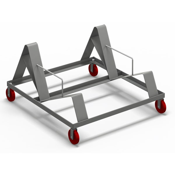Mayline Chair Cart for Mayline Stacking Chairs