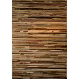 Straition Gold Rug (7'10 x 10'6)