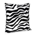 Sweet Jojo Designs Zebra Print Accent Pillow