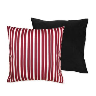 Sweet JoJo Designs Treasure Cove Pirate 16-inch Reversible Decorative Pillow