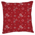 Sweet JoJo Designs 'Wild West' Reversible 16-inch Decorative Pillow