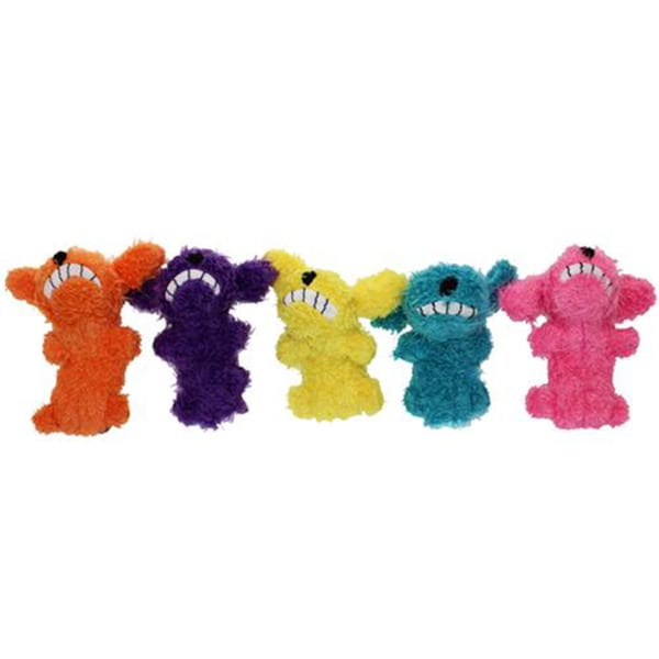 Multipet International Loofa Dog Catnip Toy