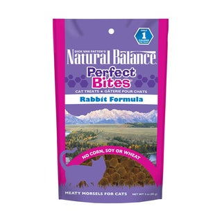 Natural Balance Rabbit Flavor Perfect Bites