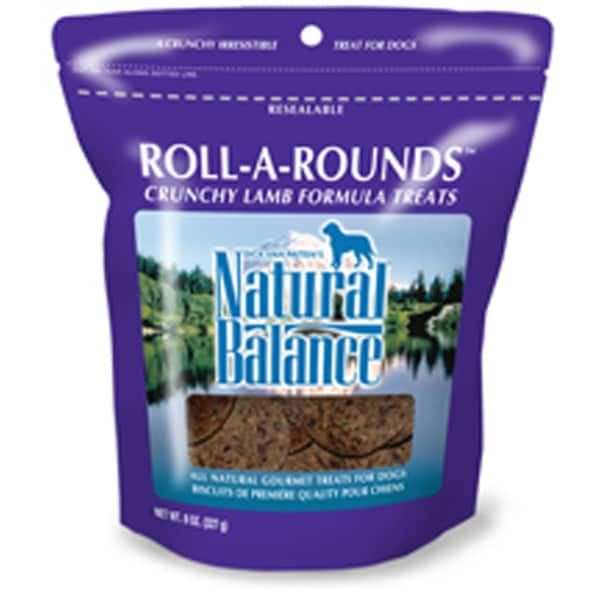 Natural Balance Roll-A-Rounds Dog Treats