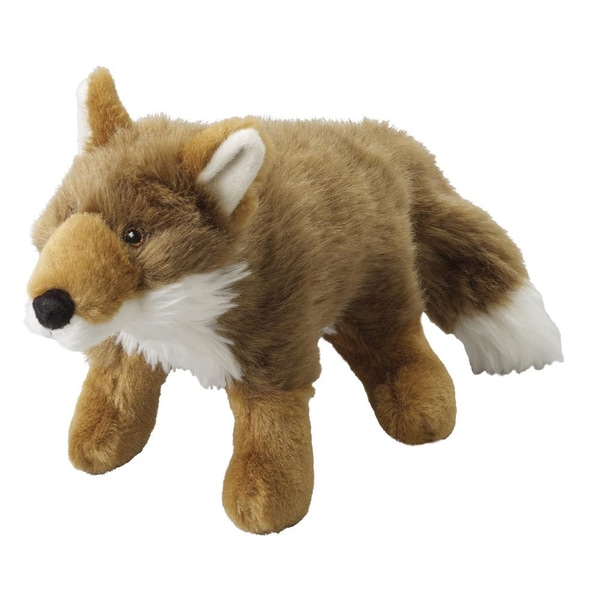 Ethical Pet Products 12.5-inch Fox Squeaker Toy