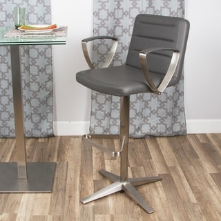 Rexx Adjustable Height Swivel Stool