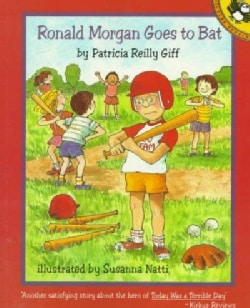 Ronald Morgan Goes to Bat (Paperback)