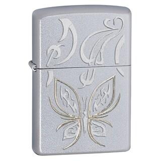 Zippo Golden Butterfly Lighter